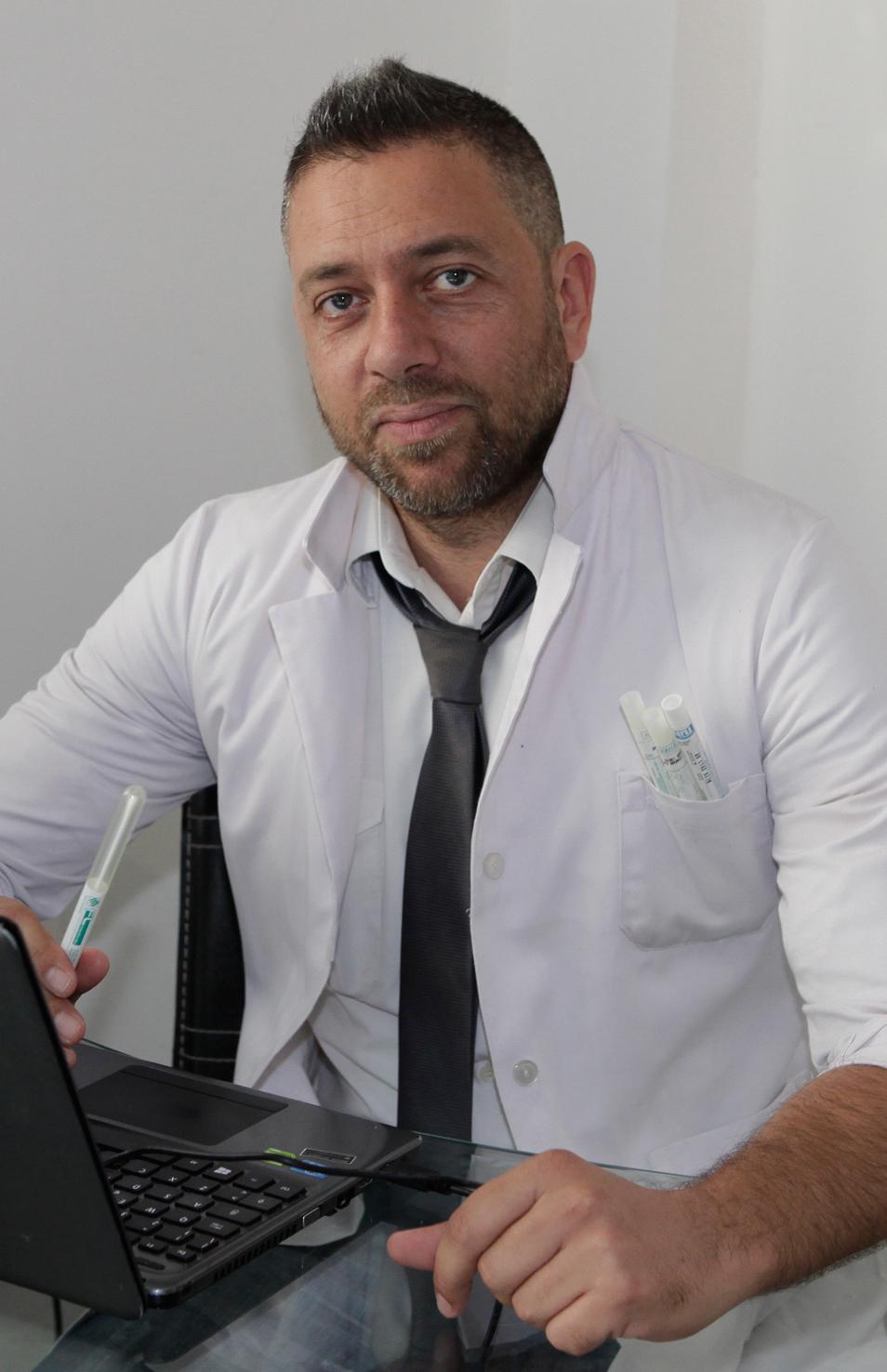 Mirko Di Bella Tecnico campionatore